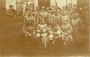 1916 austriacki następca tronu z legionami