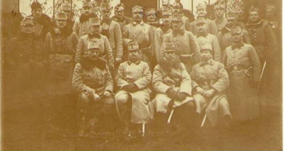 Karol I Habsburg w starej walizce cioci Janki