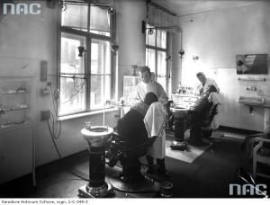 Szpital Zakonu Bonifratrów św. Jana Grandego w Krakowie 1937