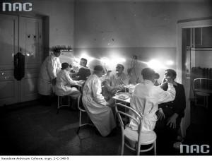 gabinet laryngologiczny szpital Bonifratrów