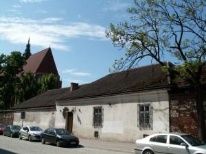 """Wawrzyńca 6, dom """"Mniszczyński"""", ok 2005 r. Pobrano z: wikimapia.org"""