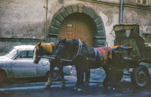 Ul. Józefa. Jesień 1978