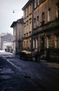 Ul. Jakuba. Jesień 1978