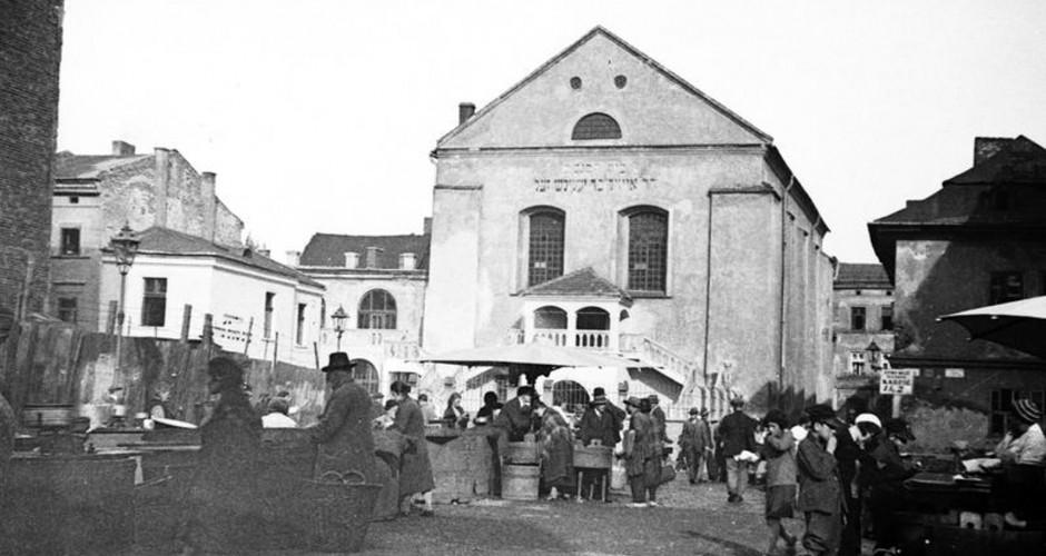 Ajzyk Jekeles i jego synagoga