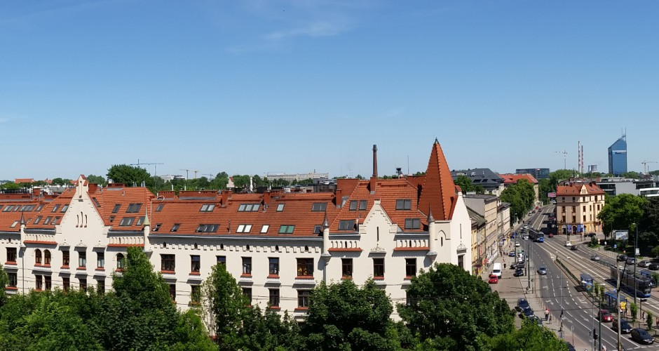 Dachy Starego Miasta: Bonerowska 11